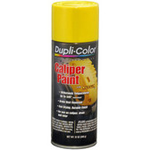 Duplicolor BCP101 Caliper Aerosol Paint Yellow 12 Oz.