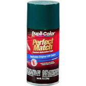 Duplicolor BGM0517 Perfect Match Automotive Paint, GM Dark Green, 8 Oz Aerosol Can