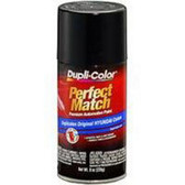 Duplicolor BHY1803 Perfect Match Touch-Up Paint Ebony Black
