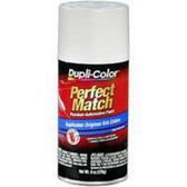 Duplicolor BKA0001 Perfect Match Touch-Up Paint Clear White