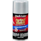 Duplicolor BKA0002 Perfect Match Touch-Up Paint Satin Silver