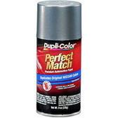 Duplicolor BNS0604 Perfect Match Touch-Up Paint Precision Gray