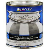 Duplicolor BSP201 Duplicolor Paint Shop - Finish System - Championship White