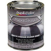 Duplicolor BSP307 Paint Shop Matte Finish Clear