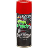 Duplicolor HVP100 Vinyl & Fabric Spray High Performance Red 11 Oz. Aerosol
