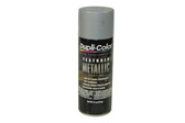 Duplicolor MX102 Textured Metallic Spray Silver 11 Oz. Aerosol