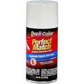 Duplicolor BGM0338 Perfect Match Automotive Paint, Gm White, 8 Oz Aerosol Can