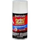 Duplicolor BGM0338 Perfect Match Automotive Paint, Gm White, 8 Oz Aerosol Can