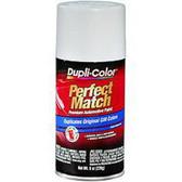 Duplicolor BGM0387 Perfect Match Automotive Paint, GM Pure White, 8 Oz Aerosol Can