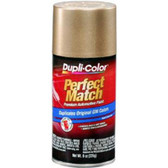 Duplicolor BGM0491 Perfect Match Automotive Paint, GM Gold Metallic, 8 Oz Aerosol Can