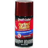 Duplicolor BGM0521 Perfect Match Automotive Paint, GM Dark Toreador Metallic, 8 Oz Aerosol Can
