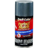 Duplicolor BGM0536 Perfect Match Touch-Up Paint Gunmetal
