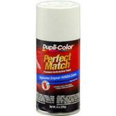 Duplicolor BHA0978 Perfect Match Automotive Paint, Honda Taffeta White, 8 Oz Aerosol Can