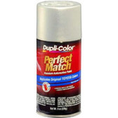 Duplicolor BTY1608 Perfect Match Automotive Paint, Toyota Silver Opal Metallic, 8 Oz Aerosol Can