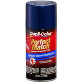 Duplicolor BTY1623 Perfect Match Automotive Paint, Toyota Dark Blue Pearl, 8 Oz Aerosol Can
