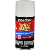 Duplicolor BVW2041 Perfect Match Automotive Paint, Volkswagen Candy White, 8 Oz Aerosol Can