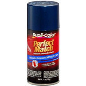 Duplicolor BCC0409 Perfect Match Automotive Paint, Chrysler Patriot Blue Metallic, 8 Oz Aerosol Can