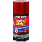 Duplicolor BFM0317 Perfect Match Automotive Paint, Ford Electric Currant Red Metallic, 8 Oz Aerosol Can