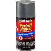 Duplicolor BGM0344 Perfect Match Touch-Up Paint Gunmetal