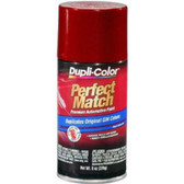 Duplicolor BGM0509 Perfect Match Automotive Paint, GM Dark Cherry Metallic, 8 Oz Aerosol Can