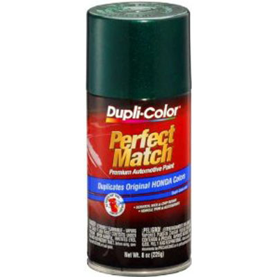 Duplicolor BHA0976 Perfect Match Automotive Paint, Honda Clover Green Pearl, 8 Oz Aerosol Can