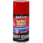Duplicolor BTY1618 Perfect Match Automotive Paint, Toyota Barcelona Red Metallic, 8 Oz Aerosol Can