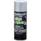 Duplicolor HVP103 Vinyl & Fabric Spray High Performance Silver 11 Oz. Aerosol