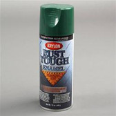 Duplicolor RTA9215 Krylon Rust Tough Enamel Paint, Forest Green, 12 Oz Can, One Coat Coverage, Low Odor