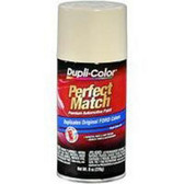 Duplicolor BFM0041 Perfect Match Touch-Up Paint Wimbeldon White