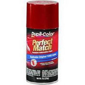 Duplicolor BFM0373 Perfect Match Touch-Up Paint Dark Toreador Red