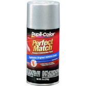 Duplicolor BHA0974 Perfect Match Automotive Paint, Honda Starlight Silver Metallic, 8 Oz Aerosol Can