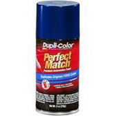 Duplicolor BFM0340 Perfect Match Automotive Paint, Ford Royal Blue, 8 Oz Aerosol Can