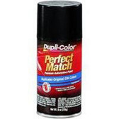 Duplicolor BGM0381 Perfect Match Touch-Up Paint Black