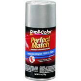 Duplicolor BTY1613 Perfect Match Automotive Paint, Toyota Millenium Silver Metallic, 8 Oz Aerosol Can