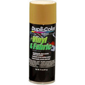 Duplicolor HVP108 Vinyl & Fabric Spray High Performance Desert Sand 11 Oz. Aerosol