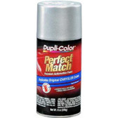 Duplicolor BCC0410 Perfect Match Automotive Paint, Chrysler Bright Silver Metallic, 8 Oz Aerosol Can