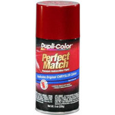 Duplicolor BCC0412 Perfect Match Automotive Paint, Chrysler Inferno Red Metallic, 8 Oz Aerosol Can