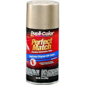 Duplicolor BGM0457 Perfect Match Automotive Paint, GM Light Driftwood Metallic, 8 Oz Aerosol Can