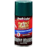Duplicolor BFM0327 Perfect Match Automotive Paint, Ford Deep Jewel Green Metallic, 8 Oz Aerosol Can