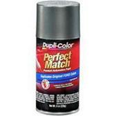 Duplicolor BFM0360 Perfect Match Automotive Paint, Ford Dark Shadow Gray, 8 Oz Aerosol Can