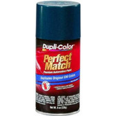 Duplicolor BGM0518 Perfect Match Automotive Paint, GM Emerald Green Metallic, 8 Oz Aerosol Can