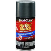 Duplicolor BGM0522 Perfect Match Automotive Paint, GM Storm Gray Metallic, 8 Oz Aerosol Can