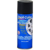 Duplicolor HWP104 Wheel Paint High Performance Black 11 Oz. Aerosol