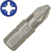 Irwin 93077 #2 Pozidriv Power Bit-2""
