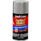 Duplicolor BGM0490 Perfect Match Automotive Paint, GM Pewter Metallic, 8 Oz Aerosol Can