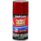 Duplicolor BFM0344 Perfect Match Automotive Paint, Ford Toreador Red Metallic, 8 Oz Aerosol Can