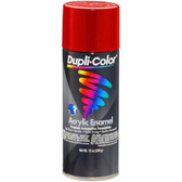 Duplicolor DA1640 General Purpose Enamel Cherry Red (Equipment Red) 12 Oz. Aerosol