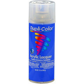 Duplicolor DAL1695 General Purpose Lacquer Clear Lacquer 12 Oz. Aerosol