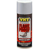 Duplicolor SP117 VHT Flameproof Coating Paint, Flat Aluminum, 11 Oz Can, Withstands Temperatures Up To 2000 F