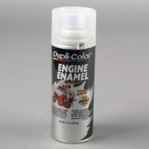 Duplicolor DE1636 Engine Enamel Paint, Clear, 12 Oz Can